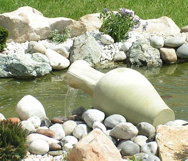 amphore pour bassin