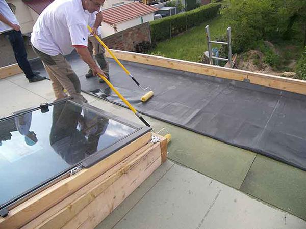 bache epdm firestone toiture - Materiel de bassins