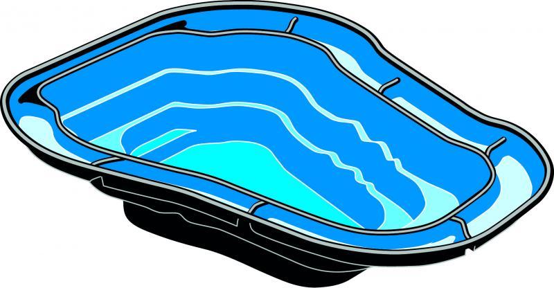 bassin 1500l
