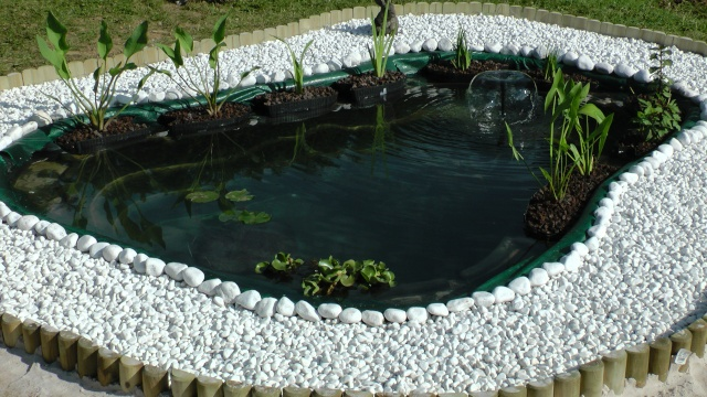 bassin de jardin 1000 l - Materiel de bassins