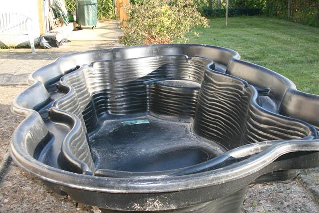 bassin de jardin preforme 3000