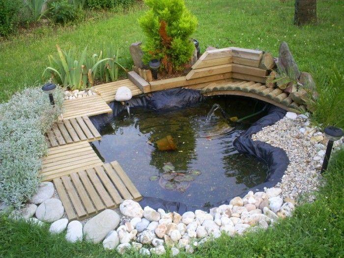 Bassin decoratif de jardin materiel de bassins Accessoires pour bassin de jardin