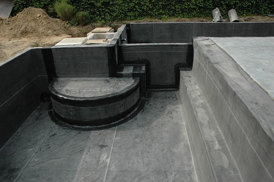 bassin epdm
