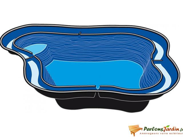 bassin plastique exterieur