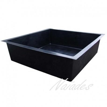 bassin polyester pour poisson - Materiel de bassins