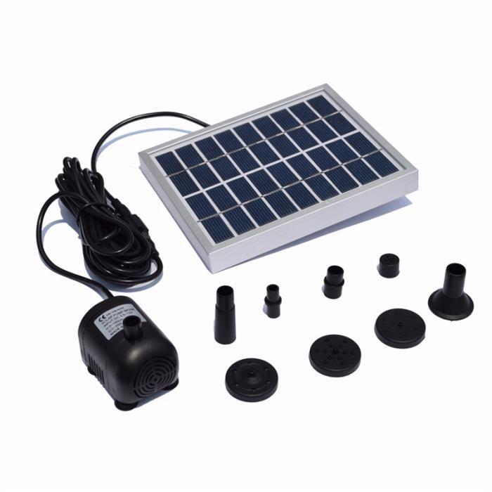 bassin pompe solaire - Materiel de bassins
