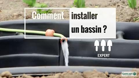 bassin preforme 3000 litres