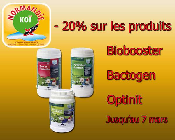 biobooster et bactogen