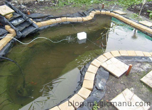 bulleur pour bassin