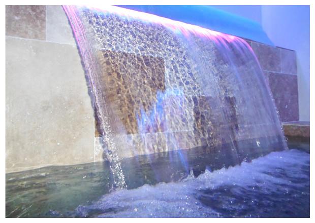 cascade lame d'eau