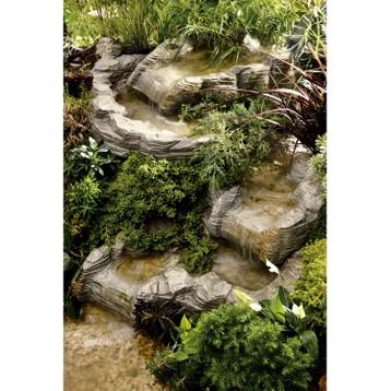 cascade preformee bassin