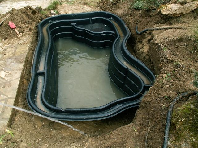 coque bassin - Materiel de bassins
