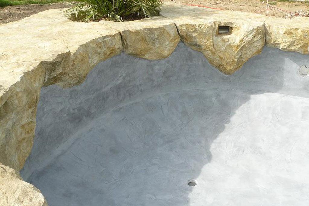 etancheite bassin beton