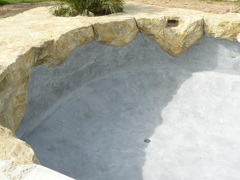 etancheite bassin poisson