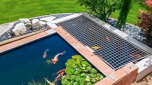 filet pour bassin aquatique