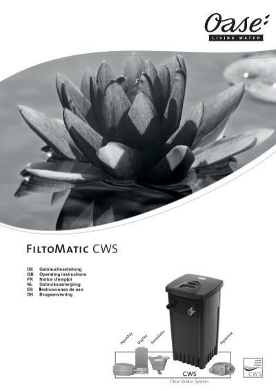 filtomatic cws 6000