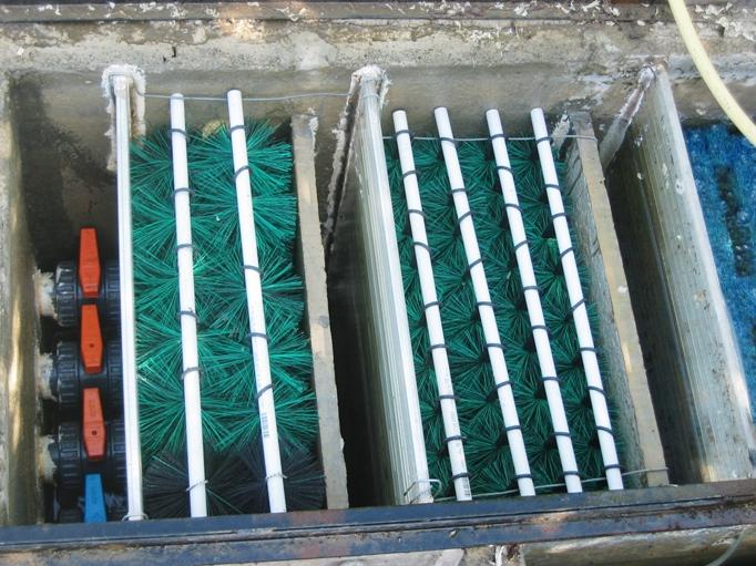 filtre mecanique pour bassin