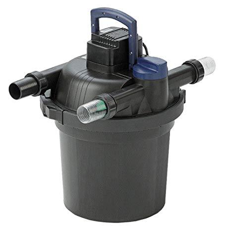 filtre oase bassin