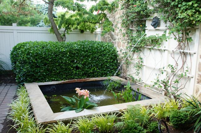 fontaine jardin bassin - Materiel de bassins