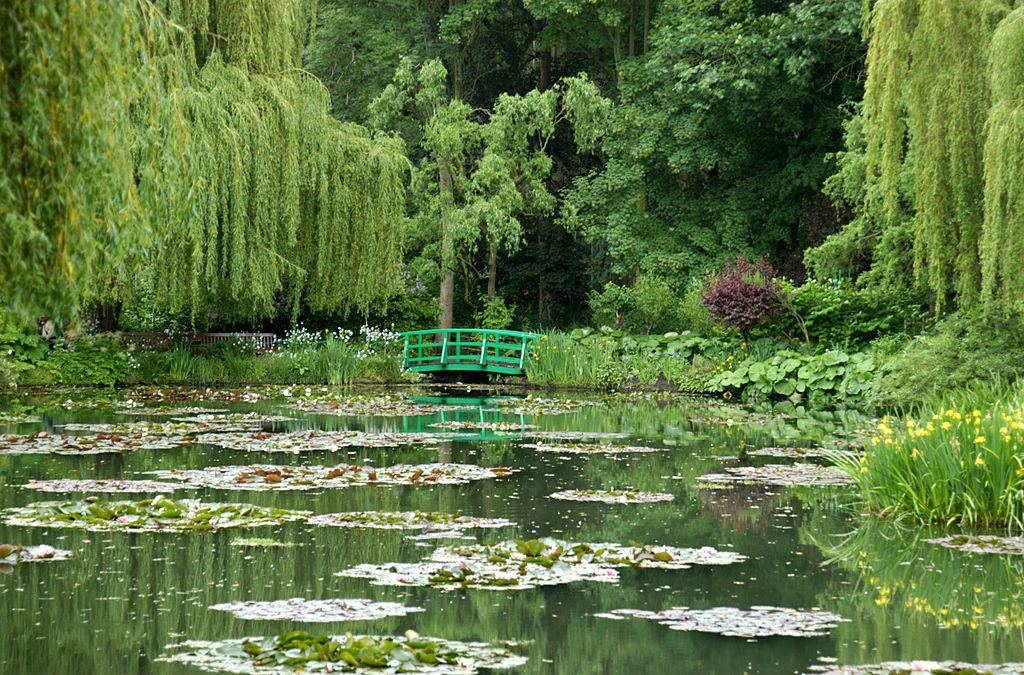 les jardins aquatiques de st didier sur chalaronne