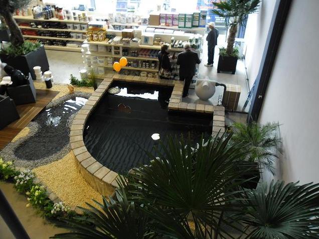 magasin de bassin