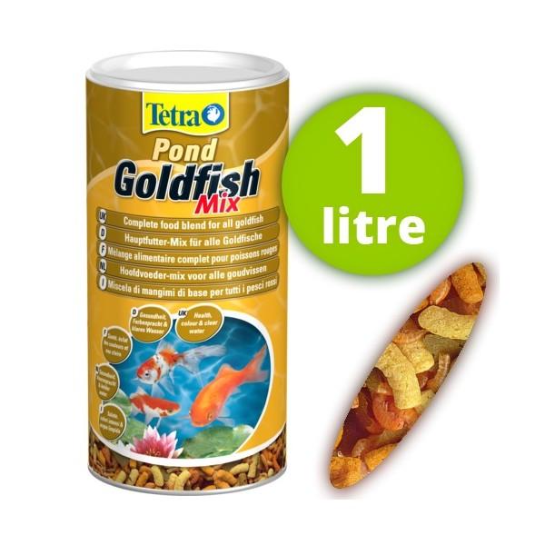 nourriture pour poisson de bassin