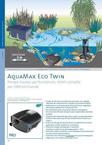 oase aquamax eco 4000 cws