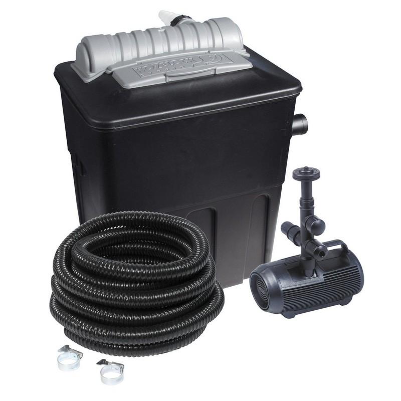 pompe de bassin exterieur