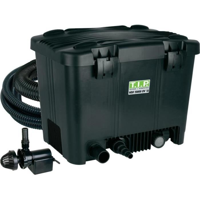pompe filtrante pour bassin exterieur