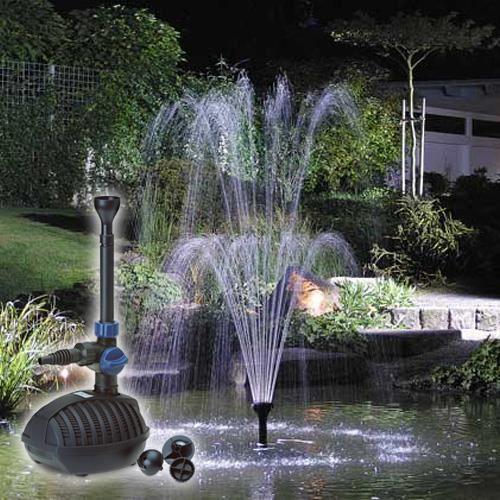 pompe jet d'eau