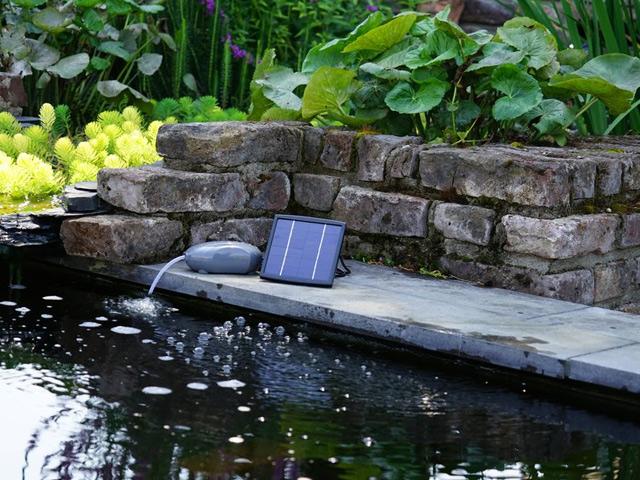 pompe oxygene pour bassin
