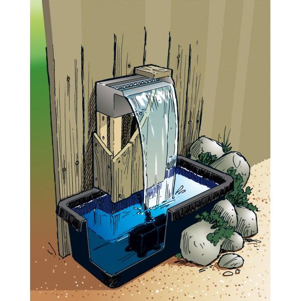 pompe pour cascade de bassin