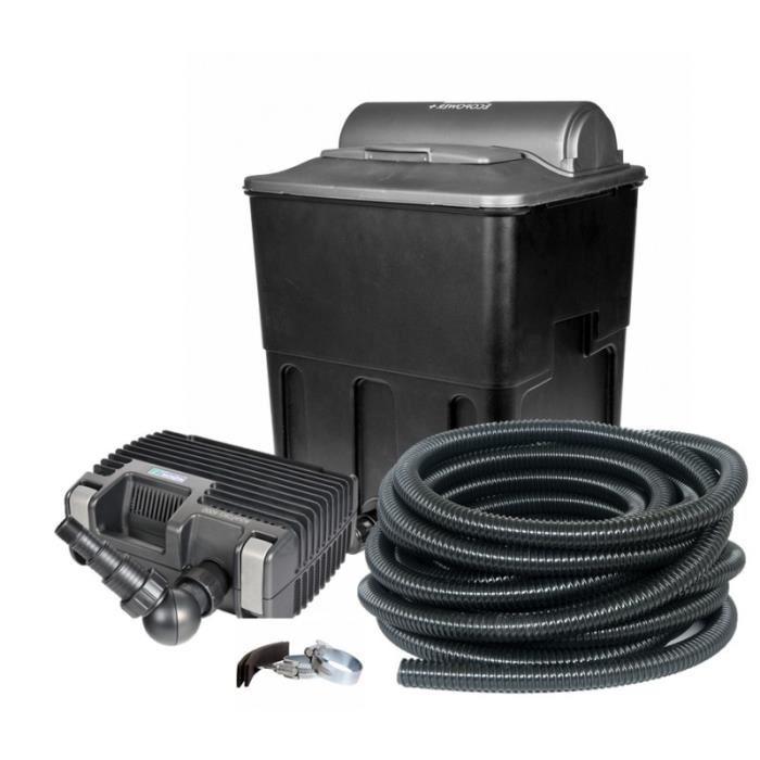 tuyau pour filtre bassin