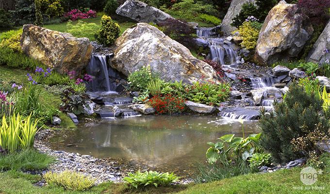 vente bassin de jardin